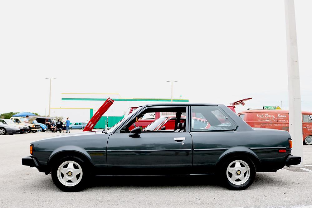 Toyota Corolla 3tc TE72
