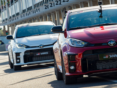 GR Toyota Yaris: A Preview Of What's To Come