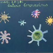 17 mars - Galaxie Corona virus, Sylvie