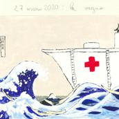 27 mars 2020 La vague Sylvie