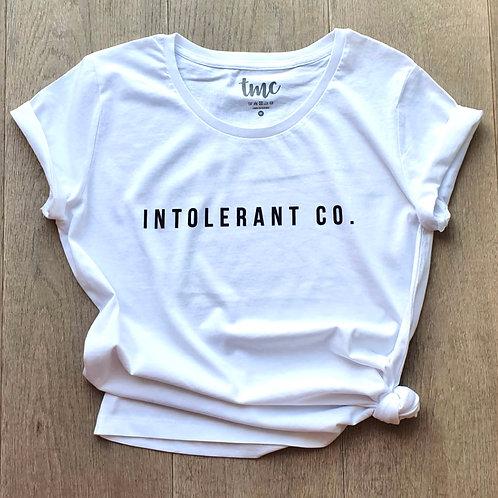 Intolerant Co.