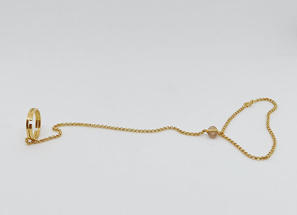 Gelang Gold (malha grossa)