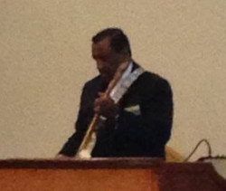 Pastor Joseph G. Caper Jr.