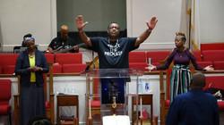pastor on youth sunday