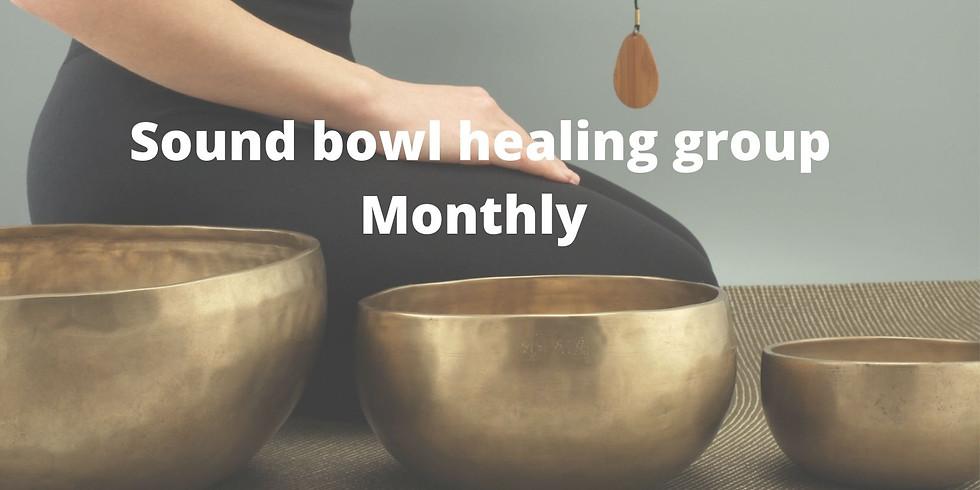 Sound Bowl Healing
