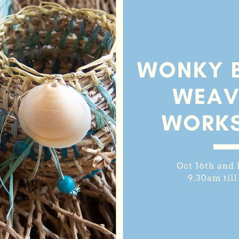 Wonky Basket Workshop
