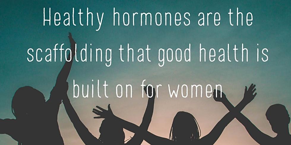 How to Achieve Healthy Happy Hormones