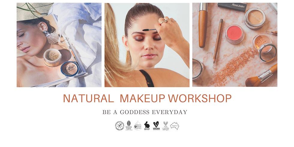 Natural Makeup Workshop