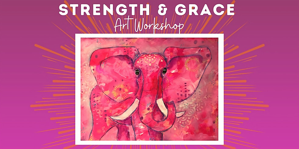 Strength and Grace Art workshop