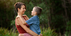 Sharing success with your children