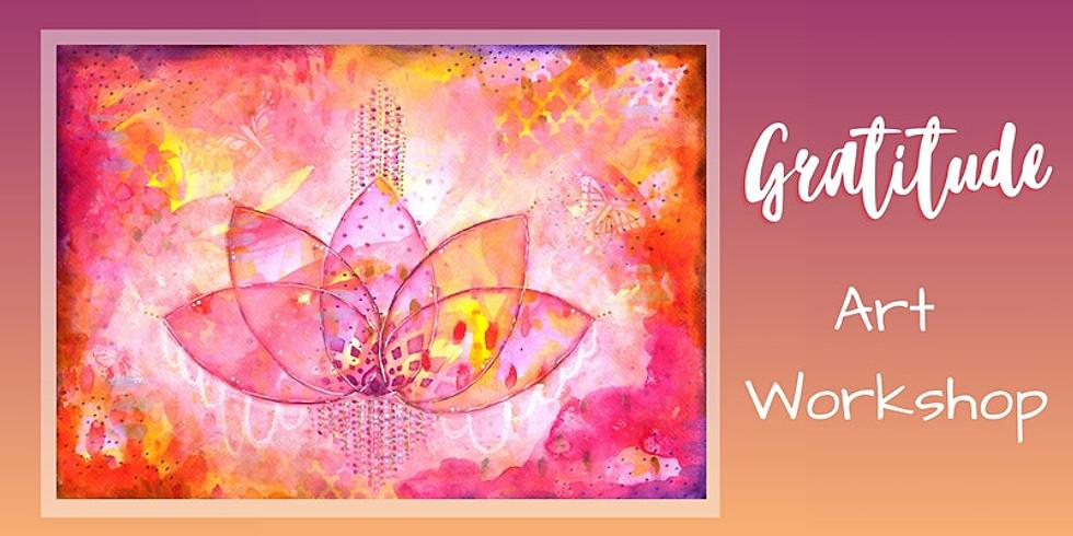 Gratitude Art workshop