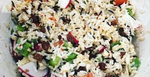 Vegan Curry rice
