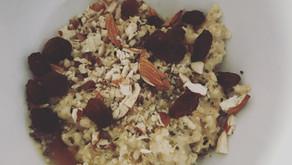 Morning porridge