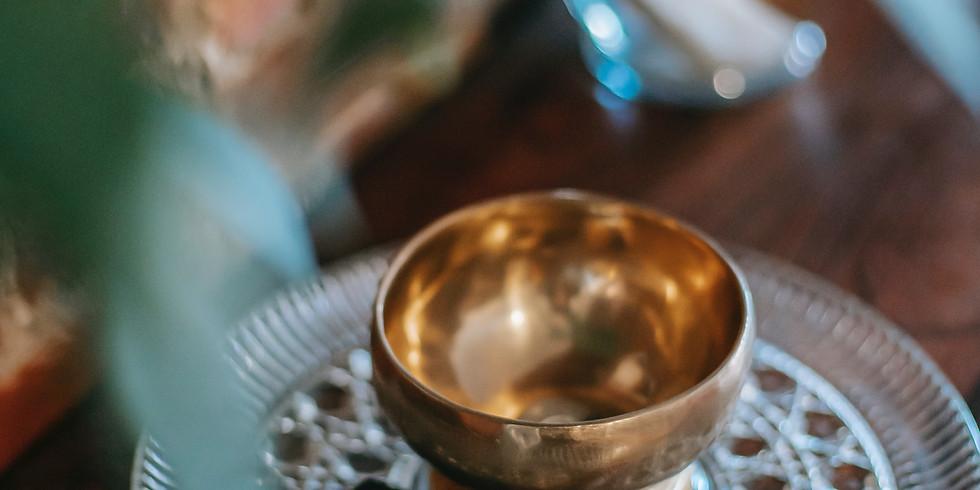 Reiki Sound bath Healing