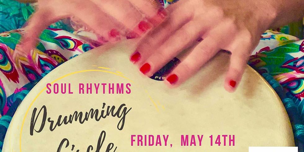 Soul Rhythms- Drumming Circle