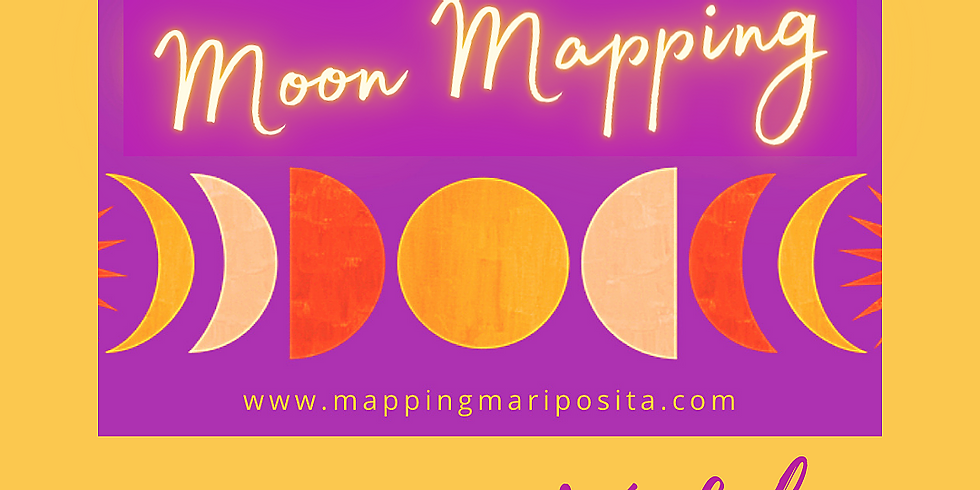 Astrology Mini workshop - Moon Mapping