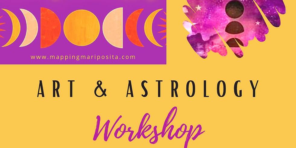 Art and Astrology Workshop