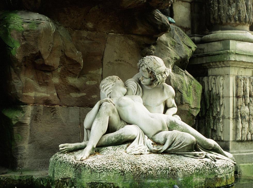 Jardin du Luxembourgs, Paris, 2004