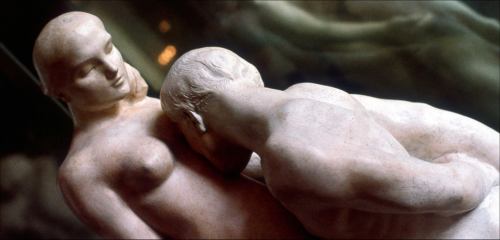 Paris, Musée Rodin, 1999