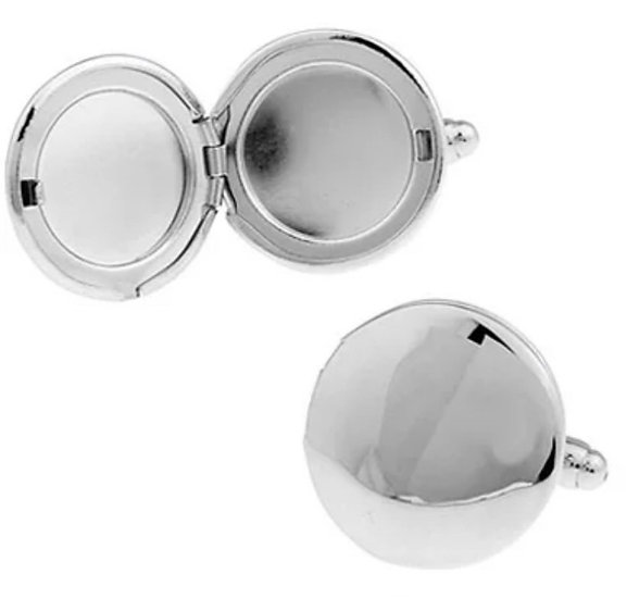 Locket Cufflinks