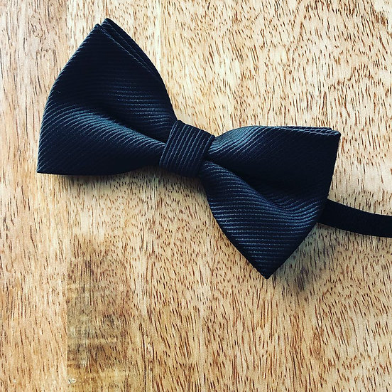 Woven Infant Bow Ties