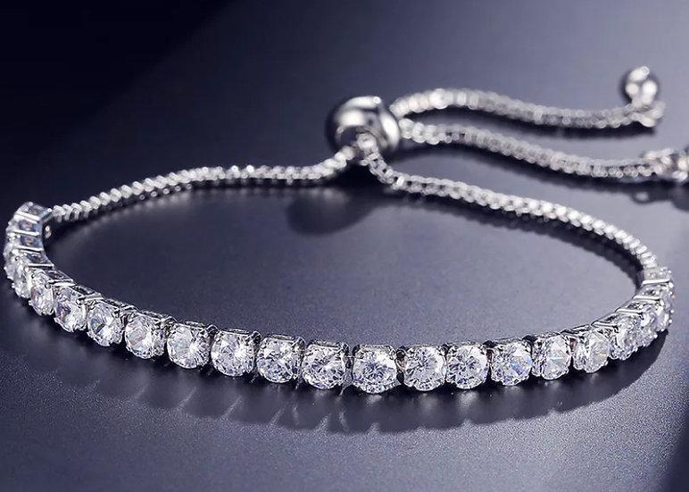 Adjustable Classic Round Bracelet