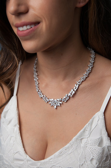Cluster Jewelry Set