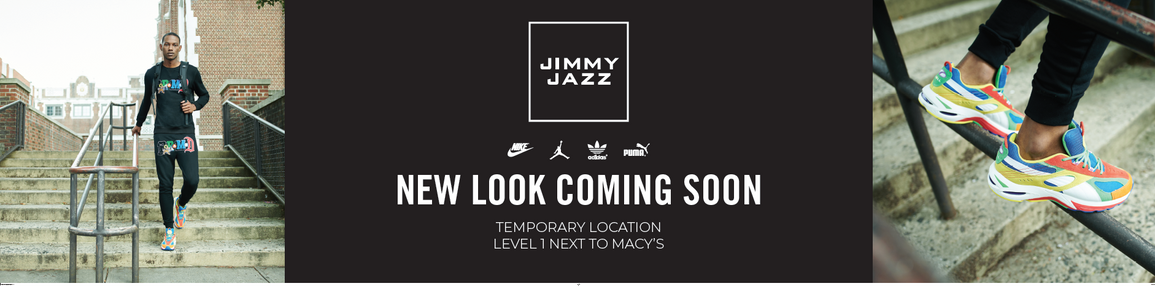 Jimmy Jazz Mall Barricade