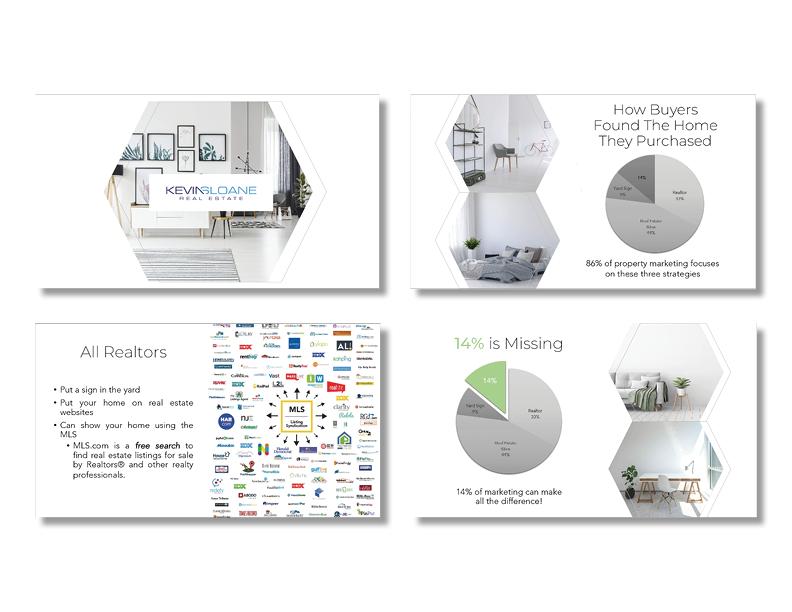 Real Estate Minimal Presentation