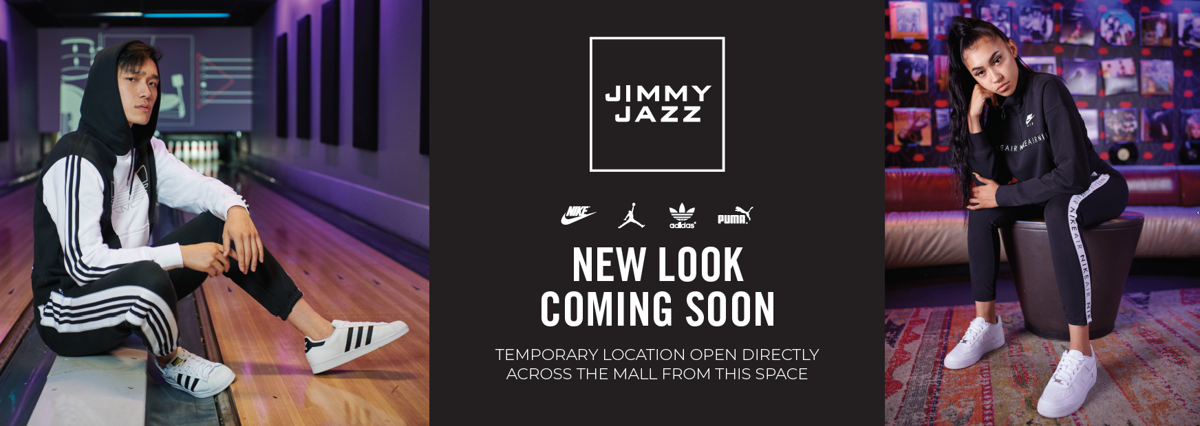Jimmy Jazz Mall Barricade