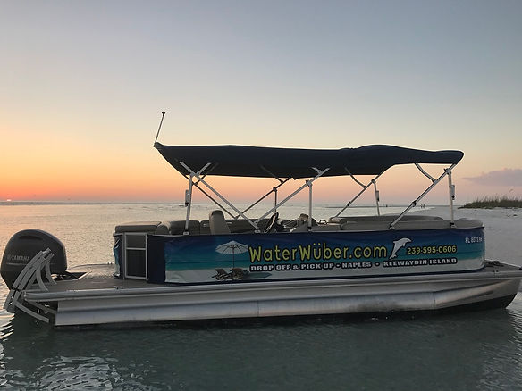 ater Wuber Naples Waterway and WIldlife Tours