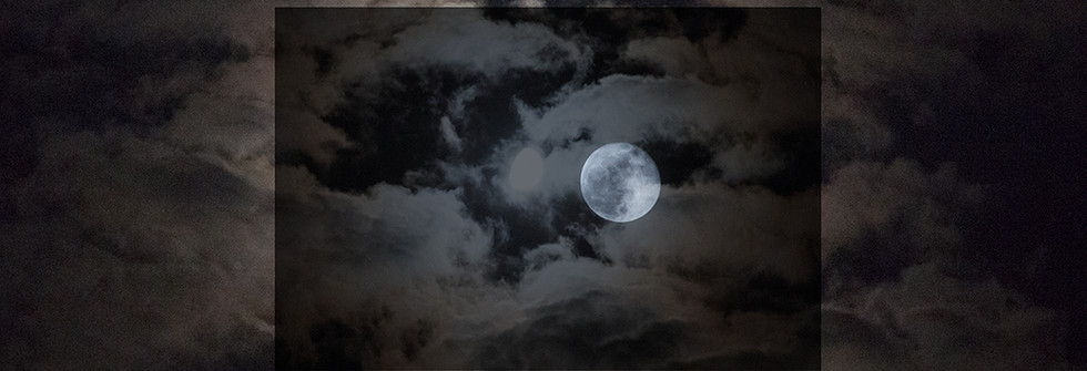 Série Under the moonlight, Fine Art Inkjet Print Mounted on Aluminium, 40 x 60 cm, 2016