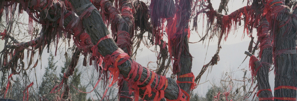 Red Ribbons, China