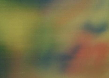 Samsara, Oil on canvas, 46 x 55 cm, 2018