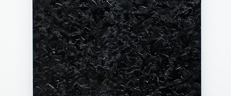 Black Letter nr. 52 ( to Robert Ryman )