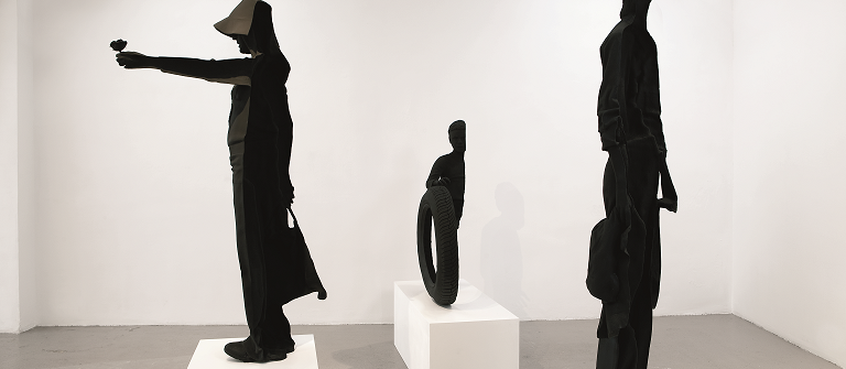 Anonymous Sculptures, 2008-2011