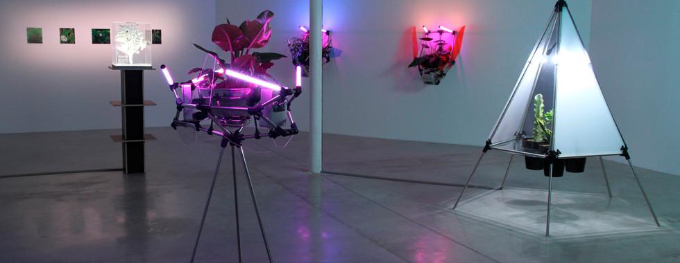 Jardins cybernétiques - Donatien Aubert