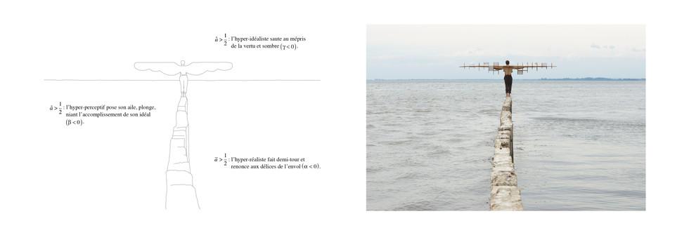 Théorème de Térence, Tirage jet d'encre pigmentaire, papier blanc fine art, 300 grammes, 74 x 30 cm, 2008 - 2012