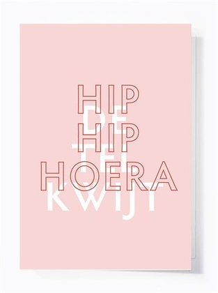 Hip hip hoera