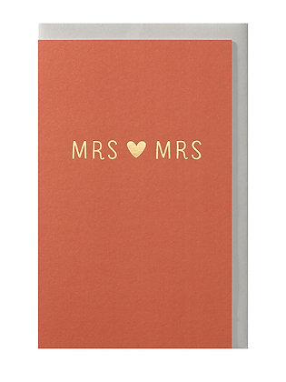 Mrs ♡ Mrs