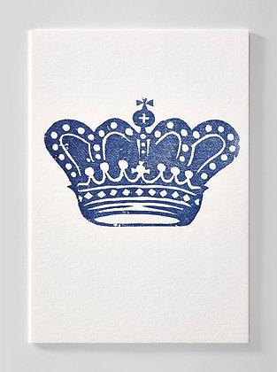 Kroon blauw
