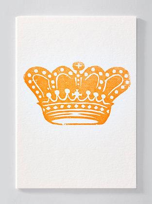 Kroon geel