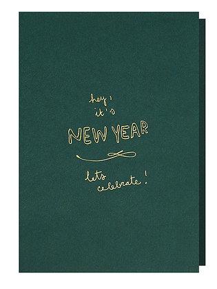 Hey, it's New Year