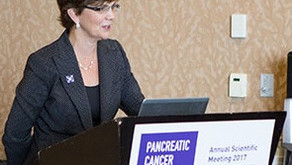 """""""Amazing team @NYULangone leads this major advance for pancreatic cancer"""""""