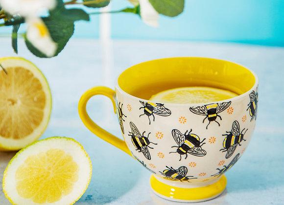 Bee Tea Cup