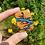 Thumbnail: Custom Lichtenberg Pendant