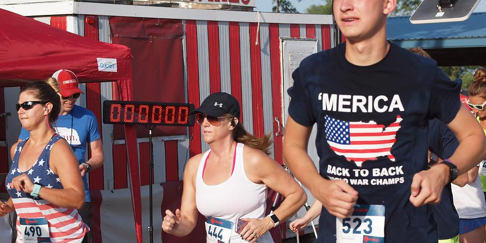 Hooper 4th of July Fun Run