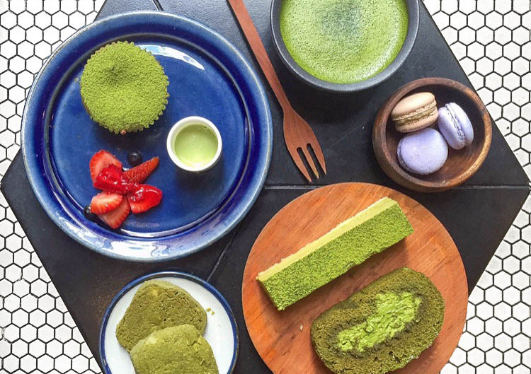 Matcha Heaven, Cafe Cre Asion