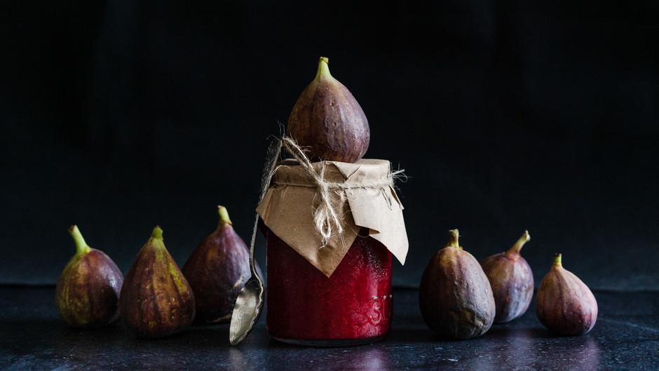 Fig & Ginger Jam