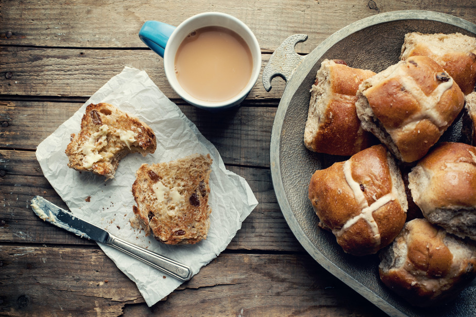 Best Hot Cross Buns in Sydney
